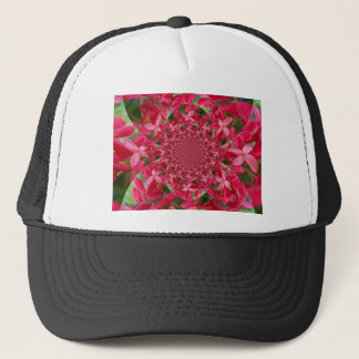 Red Crimson Hat Template