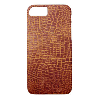 Red Crocodile iPhone 8/7 Case