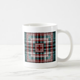 Red cross created by Tutti Coffee Mug