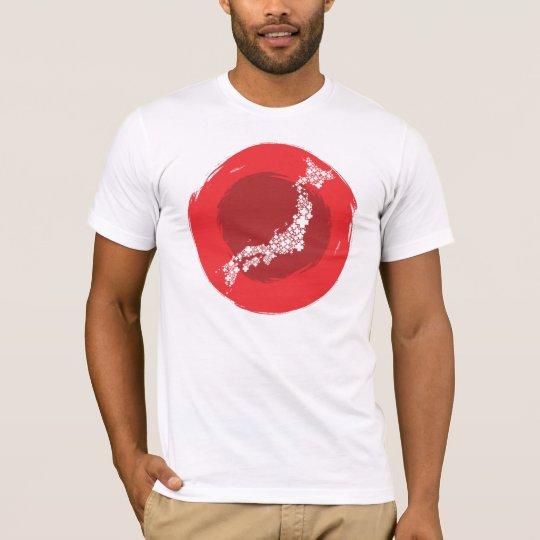 Red Cross for Japan T-shirt