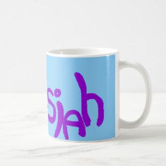 'Red Cross Messiah' Mug