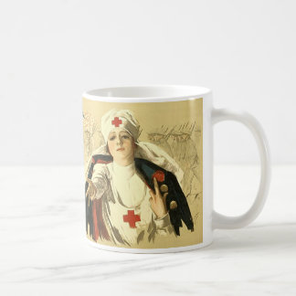 Red Cross Mug