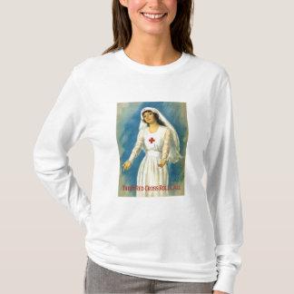 Red Cross Nurse T-Shirt