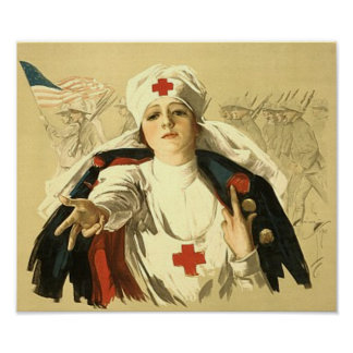 Red Cross Posters