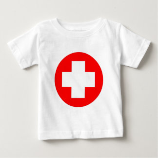 Red Cross Products & Designs! Baby T-Shirt