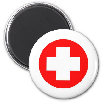 Red Cross Products & Designs! Magnet