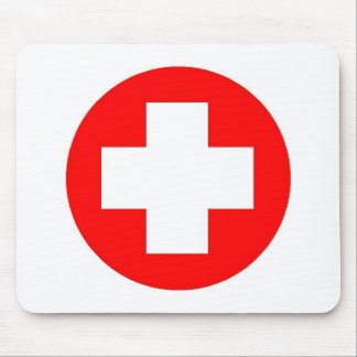 Red Cross Products & Designs! Mouse Pad