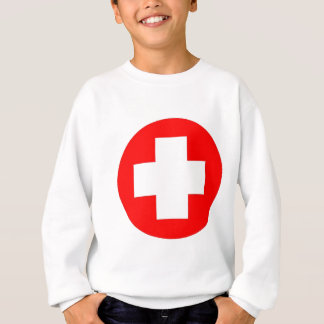 Red Cross Products & Designs! Sweatshirt