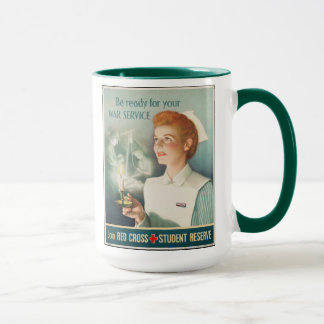 Red Cross Student Reserve Mug