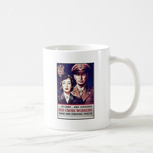 Red Cross Workers Coffee Mug