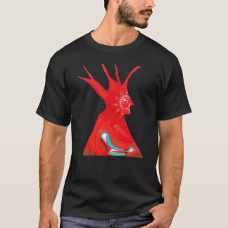 red crow tree T-Shirt