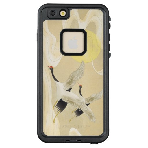 Red-crowned Crane in Chinese Style Case-Mate iPhon LifeProof FRĒ iPhone 6/6s Plus Case