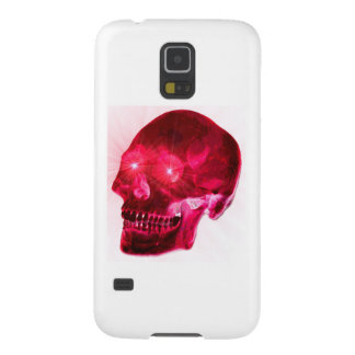Red Crystal Skull Galaxy S5 Case
