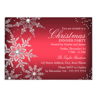 christmas party invitations zazzle. Black Bedroom Furniture Sets. Home Design Ideas