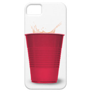 Red Cup iPhone 5 Covers