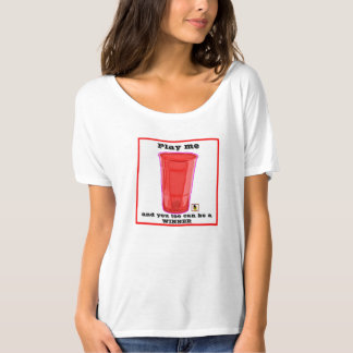 Red Cup Shirt