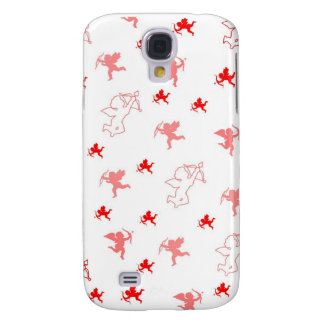 red cupids galaxy s4 cases
