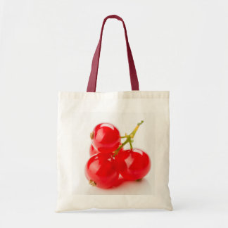 Red currant group tote bag