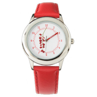 Red Currant Wristwatch