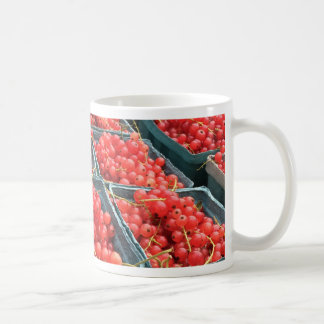 Red Currants from Union Square Classic White Coffee Mug