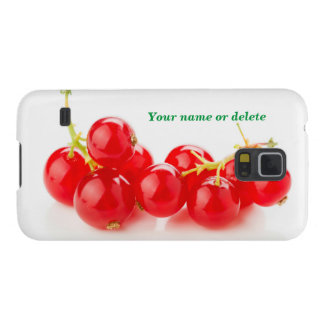 Red currants galaxy s5 cover