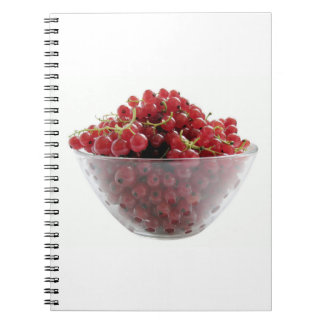 red currants notebook
