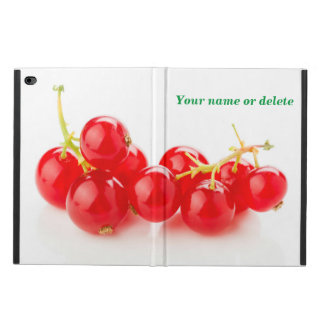 Red currants powis iPad air 2 case