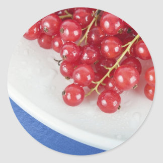 Red Currents Sticker