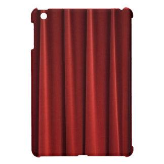 Red Curtain iPad Mini Case