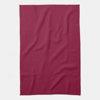 red dahlia brick maroon burgundy 2015 color trend kitchen towel - Maroon Kitchen 2015