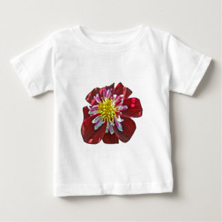 Red Dahlia Coordinating Items Baby T-Shirt