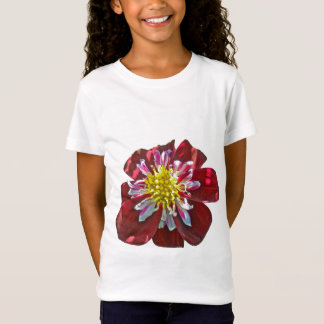 Red Dahlia Coordinating Items Child T-Shirt