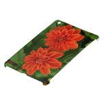 Red Dahlia iPad Mini Cover