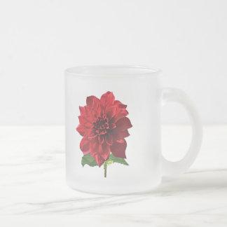 Red Dahlia Spartacus Coffee Mug