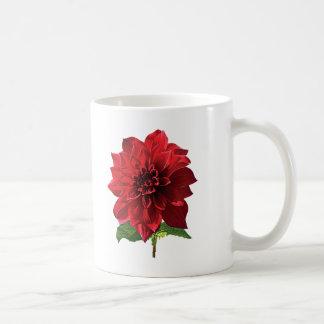 Red Dahlia Spartacus Coffee Mugs