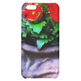 Red Daisy Delight iPhone 5C Cover