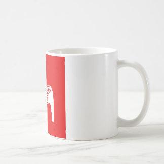 Red Dala Horse Coffee Mug