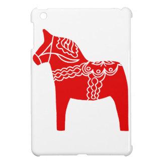 Red Dala Horse iPad Mini Covers