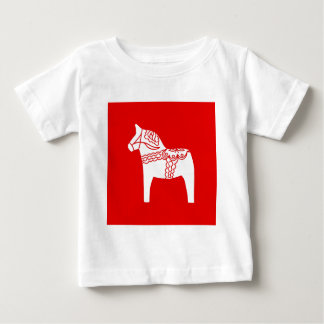Red Dala Horse Shirt