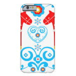 Red Dala Horses Barely There iPhone 6 Case