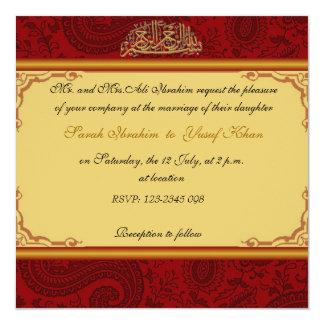 Walima Cards, Walima Card Templates, Postage, Invitations, Photocards ...