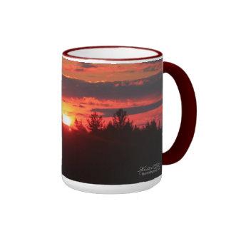 Red Dawn Mugs