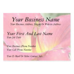 Red Daylily Close Up Business Card