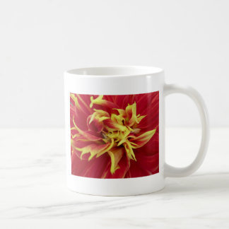 red dazzle mug