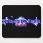 Red de la Dekadance-Radio - Mousepad Alfombrilla De Ratones