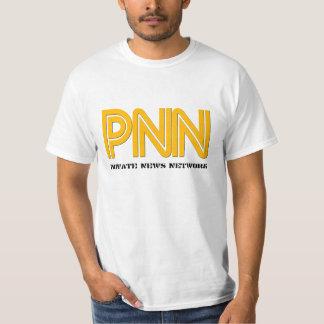 Red de las noticias privadas - valor PNN Camisas