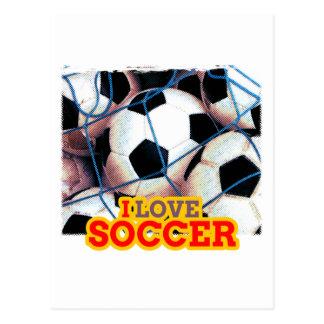 Red de SocceriGuide Postales