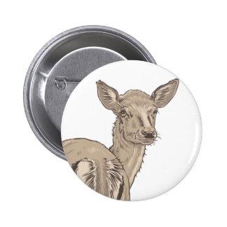 Red Deer Buttons