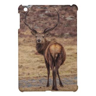 Red Deer Stag iPad Mini Case