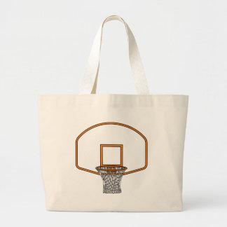 Red del baloncesto bolsas